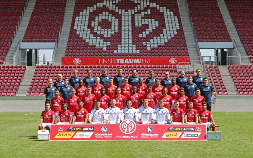 Mainz team
