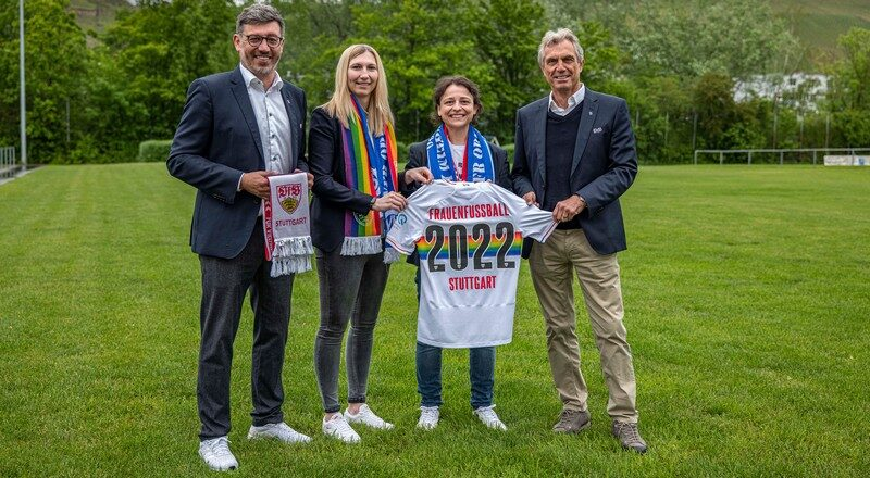 Stuttgart womwn team founded